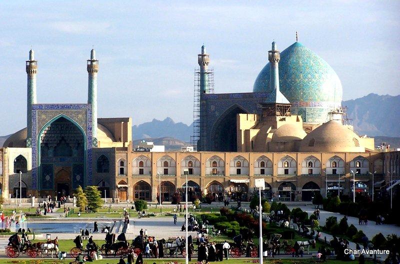 11. Glevni trg Esfahana