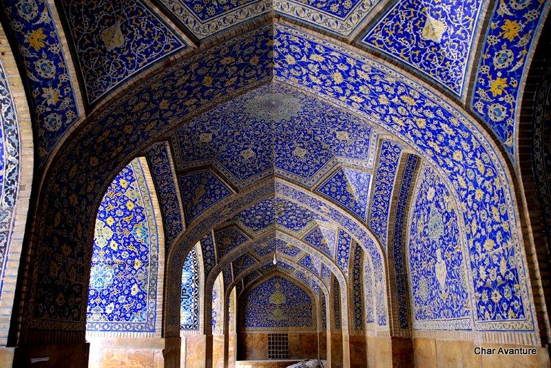 12. Moseja v Esfahanu