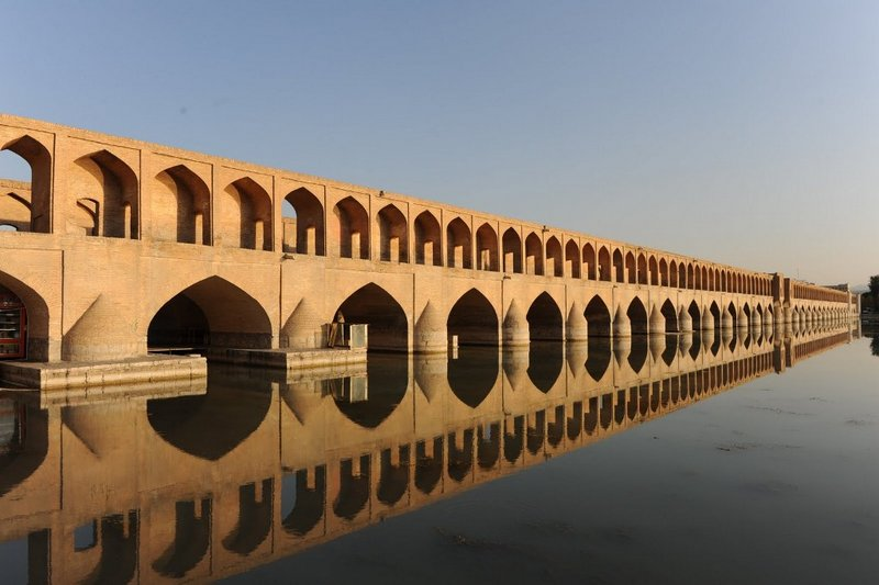 13. eden izmed mostov - esfahan