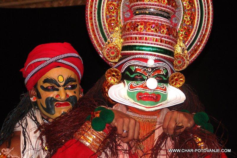 katakali show
