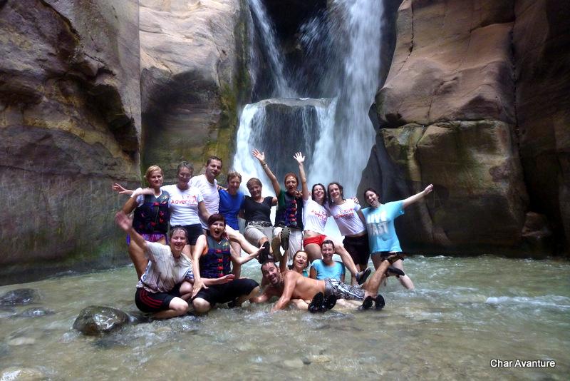 11. na koncu kanjonu mujib
