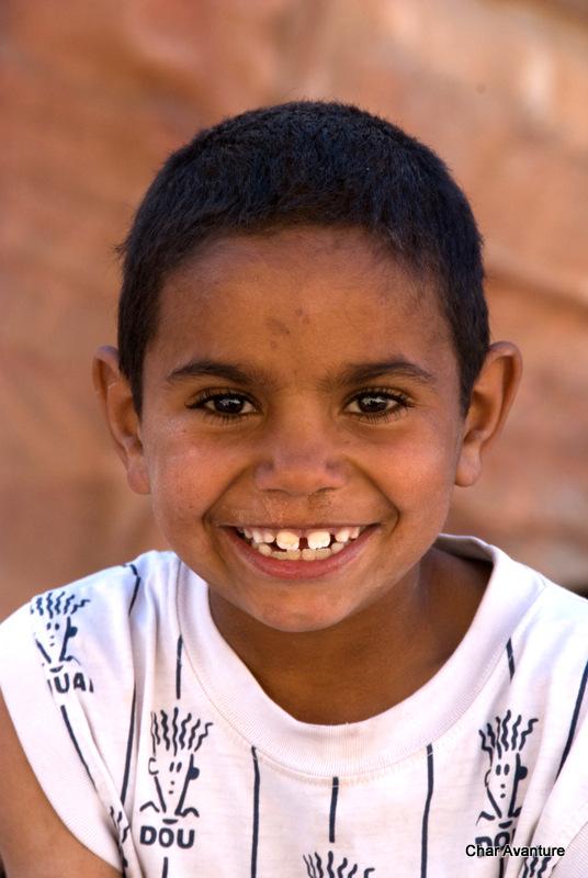 16. mladi beduin