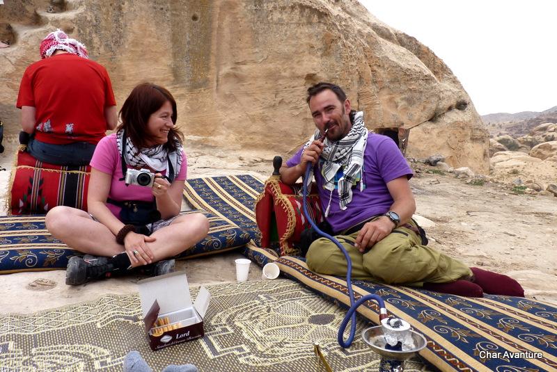21. pri beduinih na obisku je vrhunsko