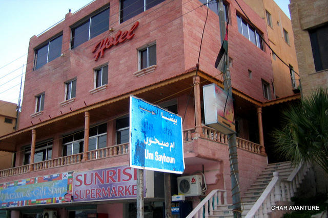 09-09.HOTEL-V-WADI-MUSA-JE-ČISTO-BLIZU-VHODA-V-PETRO