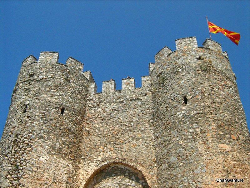 11.Ohrid Samuelova trdnjava