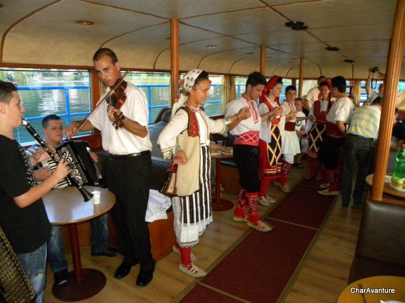 19.Ohrid zabava na ladji