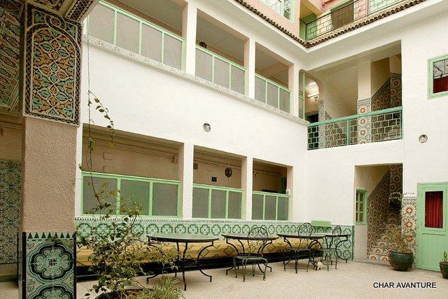 15.hotel marrakech