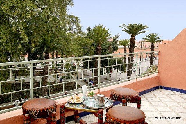 16. hotel marrakech
