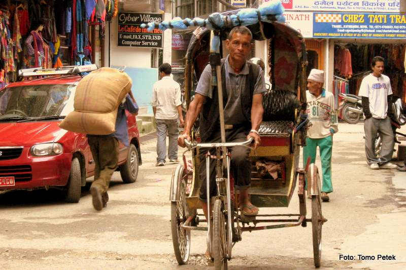 katmandujski taxi