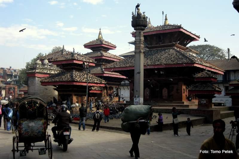 tam kjer so templji doma