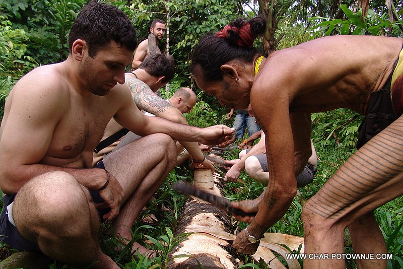 20. izdelava jungle gat