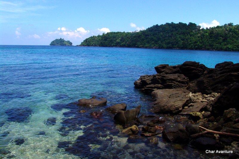 42.morje v pulau wehu
