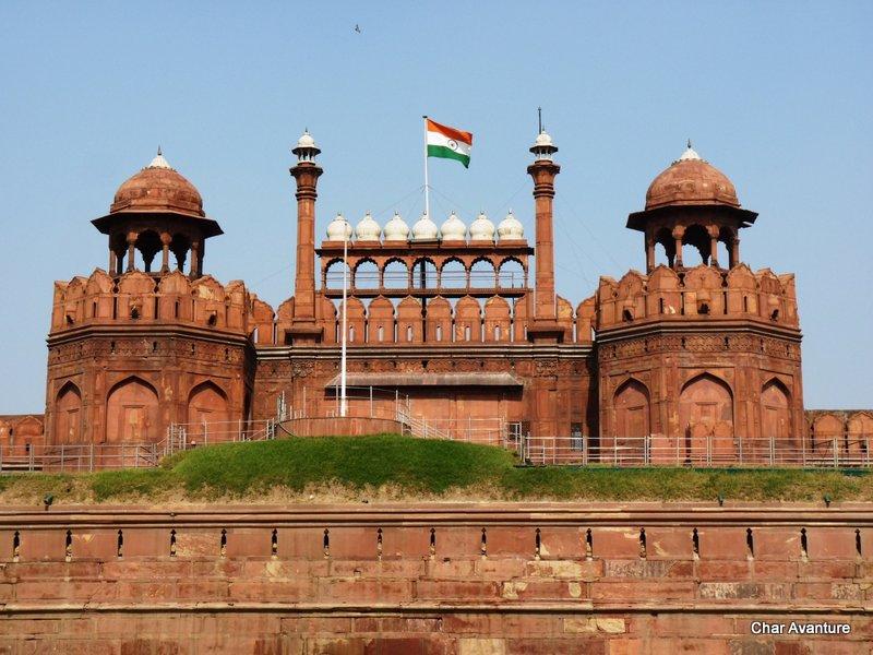 13. na kratko se ustavimo tudi v Delhiju